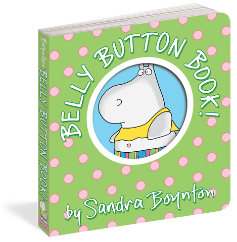 Boynton Books: Belly Button Book