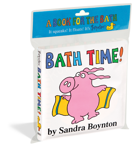 Boynton Books: Bath Time!