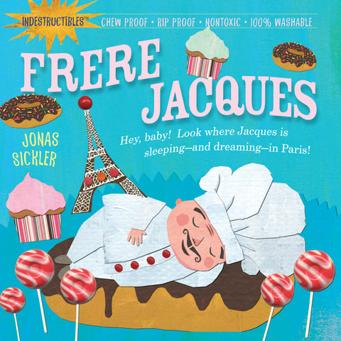 Indestructibles Book - Frere Jacques