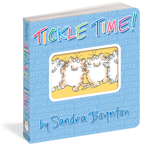 Boynton Books: Tickle Time!