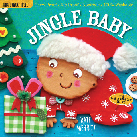 Indestructibles Book - Jingle Baby