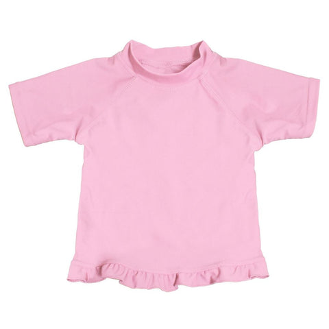 My Swim Baby Light Pink Rash Guard UV Shirt - FINAL SALE