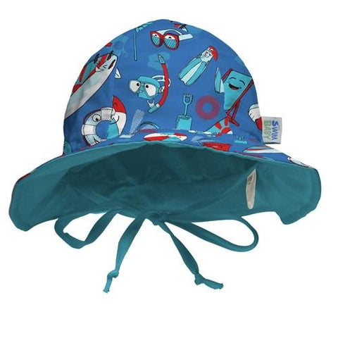 My Swim Baby Beach Life Sun Hat - FINAL SALE
