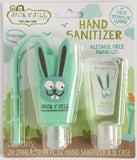 Jack N' Jilly Hand Sanitizer - 2 pack with Character Case