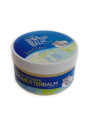CJ's BUTTer Limited Edition Scent: Blueberry Crumble