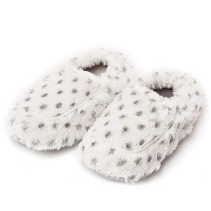 Warmies Slippers - Snowy