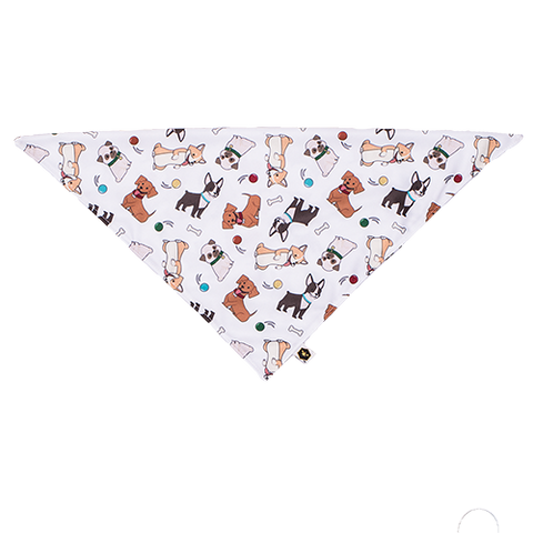 Bumblito Pet Bandana Bibs