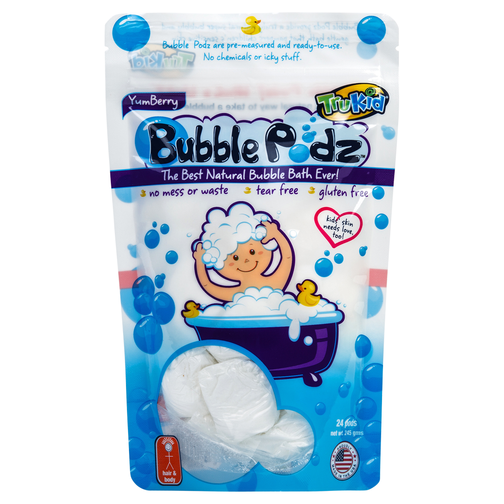 TruKid Bubble Podz