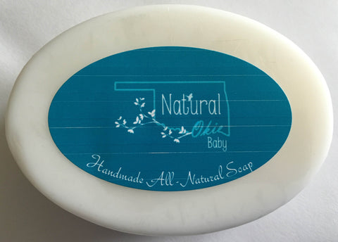 All-Natural Oatmeal Soap by Natural Okie Baby