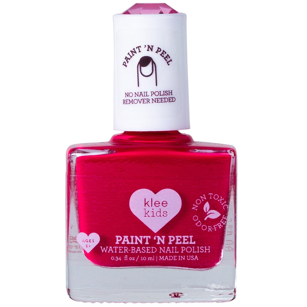 Klee Naturals Paint 'N Peel Water-Based Nail Polish - Denver
