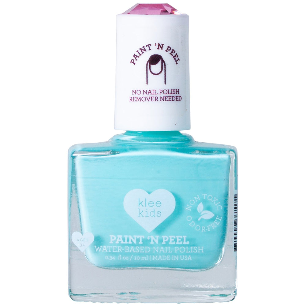 Klee Naturals Paint 'N Peel Water-Based Nail Polish - Madison