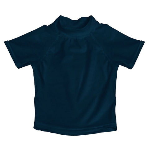 My Swim Baby Navy Blue Rash Guard UV Shirt - FINAL SALE