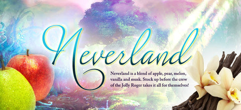 CJ's BUTTer Limited Edition Scent of the Month: Neverland