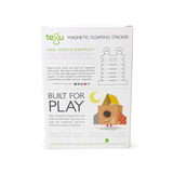 Tegu Baby and Toddler Magnetic Floating Stacker