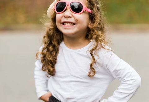 Babiators Tickled Pink Two Tone Aviator