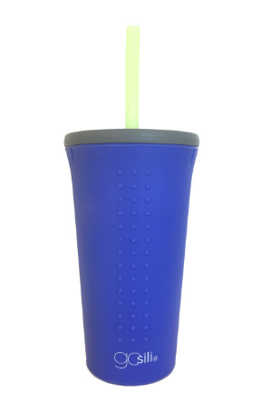 Load image into Gallery viewer, GoSili Straw Cup - 16oz