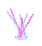 GoSili Reusable Straws - 6 pack