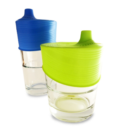 GoSili Universal Sippy Tops - 2 pack