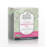 Earth Mama Organics Red Raspberry Leaf Tea