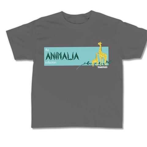 Thirsties Animalia T-Shirts