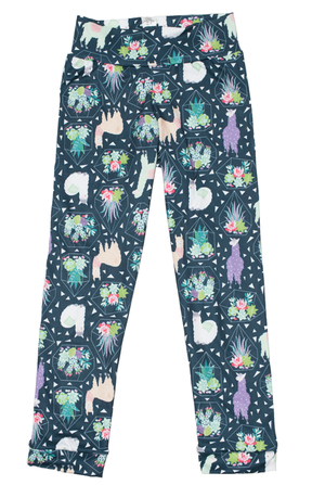 Bumblito Leggings - EXTRA LARGE (5T-6)