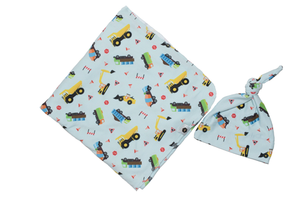Bumblito Stretch Swaddle Set
