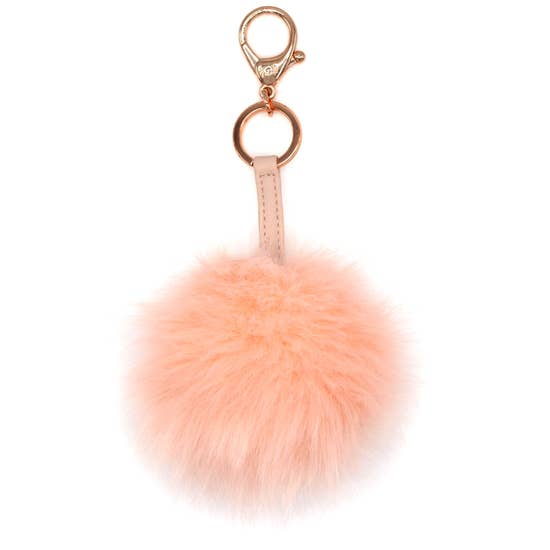 Load image into Gallery viewer, Itzy Ritzy Pouf Diaper Bag Charm Keychain