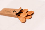 Mariposah Bamboo Small Spoons - 6pk - FINAL SALE