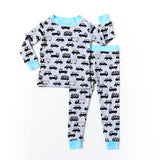 Little Sleepies Two Piece Pajama Set - Cars