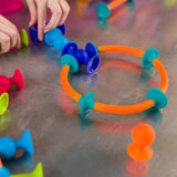 Fat Brain Toys - Squigz Toobz