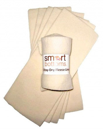 Smart Bottoms Stay Dry Fleece Liners