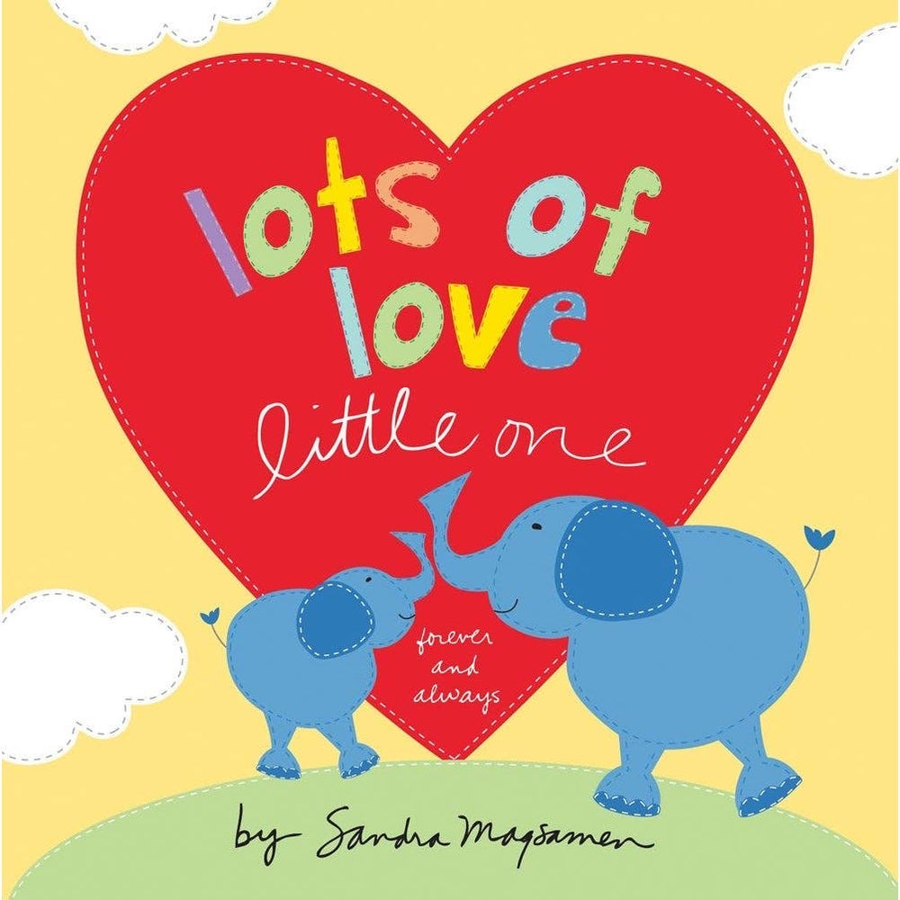 Load image into Gallery viewer, Lots of Love Little One (Board Book)