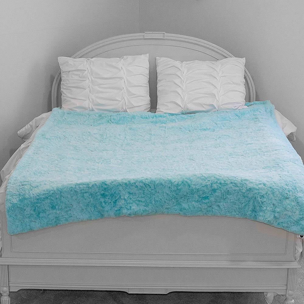 Bumblito Everyday Bee Luxe Plush Blanket