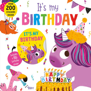Load image into Gallery viewer, It's My Birthday (Unicorn)