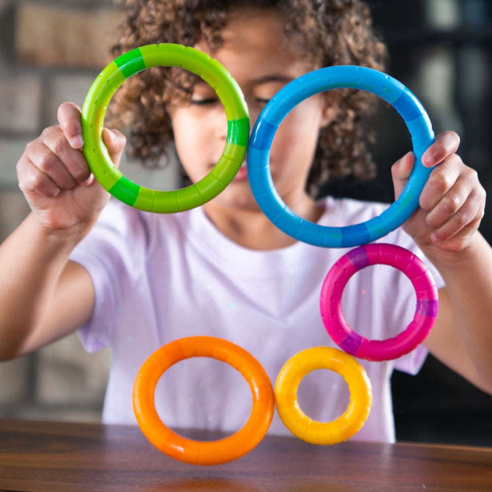 Fat Brain Toys Tinker Rings