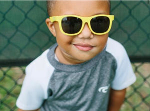 Babiators Sunglasses Hello Yellow Navigaors Style