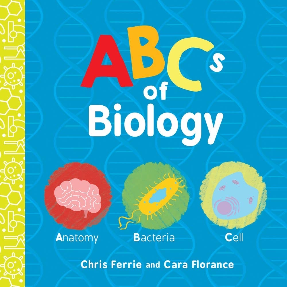 ABC's of Biology (Board Book)