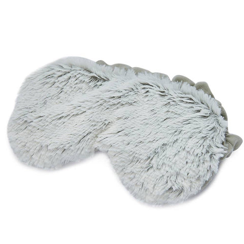 Warmies Eye Mask - Marshmallow Gray
