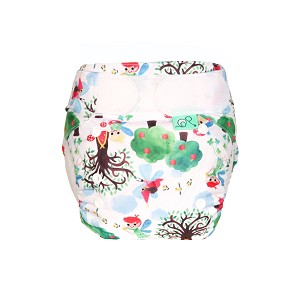 Tots Bots Easyfit OS All-in-One Cloth Diaper