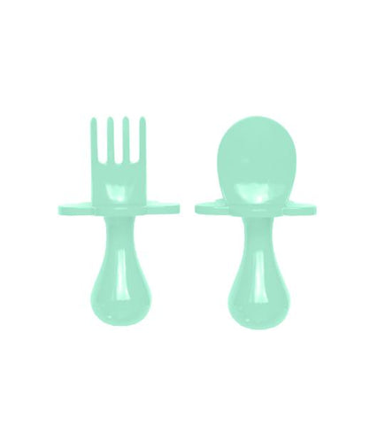 Grabease Utensil Set - Mint To Be