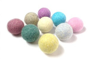 LooHoo Wool Dryer Balls - Individually Sold
