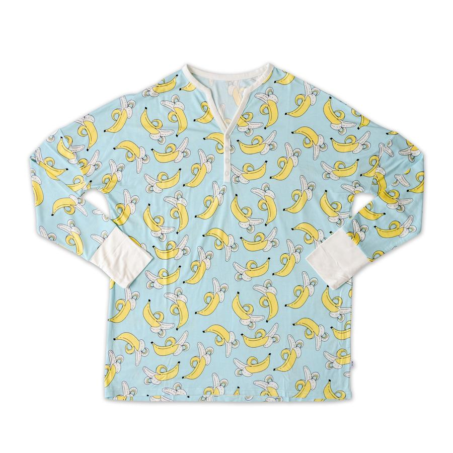Load image into Gallery viewer, Little Sleepies Women's Bamboo Viscose Pajama Set - Banana Baby