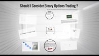 Lecture 18 - Should I Consider Binary Options ? (Audio Only)