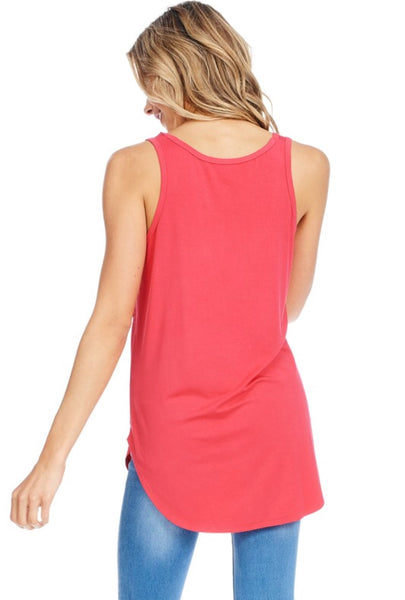 Watermelon Piko Pocket Tank