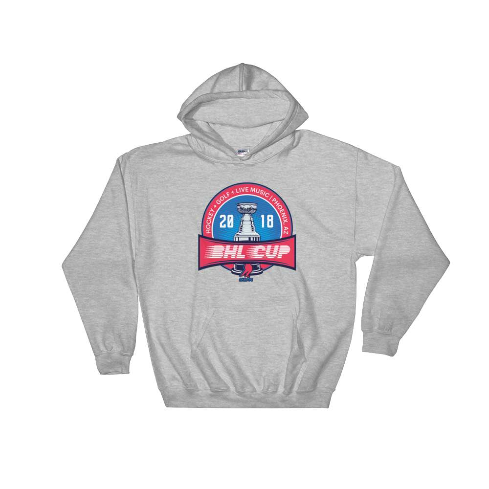 2018 BHL Cup Hooded Sweatshirt