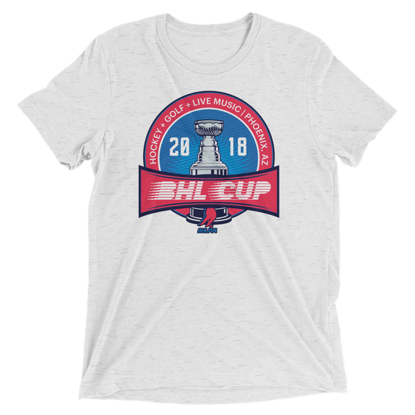 2018 BHL Cup T-Shirt (Off White)