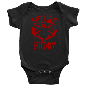 "BABY BOY ""Hunting Buddy"" ONESIE"
