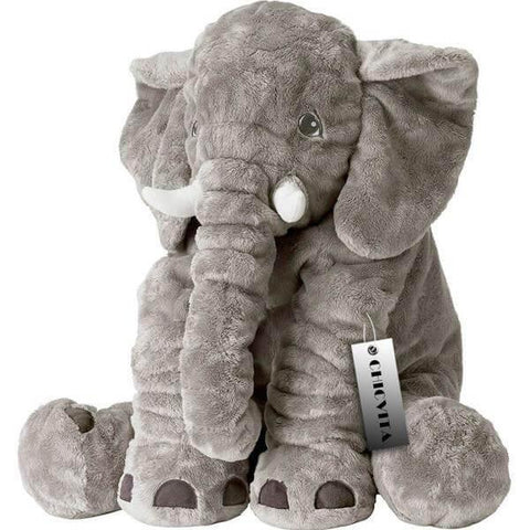 Plush - Elephant Plush Toy (By Bedtime Originals)
