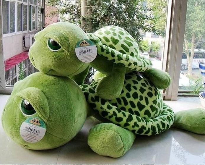 Plush - Erik The Turtle Plush (By NICI)