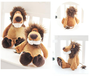 Plush - Leo The Lion Plush (By Nici)